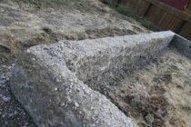 Залили бетон и пошел дождь что делать