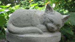 Бетонные скульптуры для сада своими руками