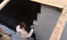 Чем покрыть фундамент дома снаружи от влаги
